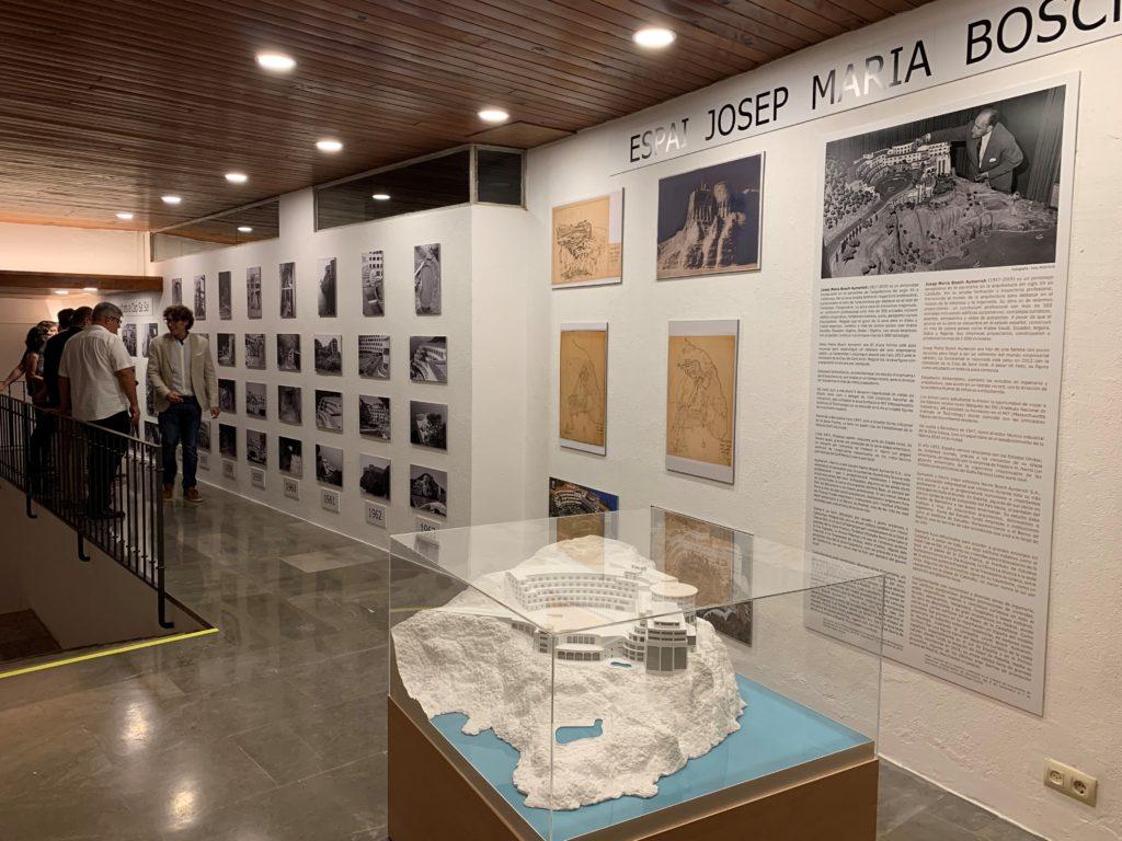 Inauguration dans l'ancien hôtel Cap sa Sal Begur d'un espace dédié à son créateur 2019